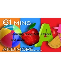 Learning Songs - ABCs, Colors, 123s