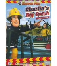 Fireman Sam Charlie Big Catch ชาลีชวนตกปลา
