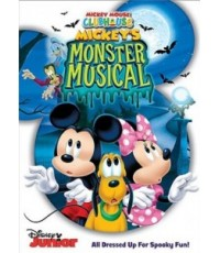 Mickey Mouse Clubhouse : Mickey s Monster Musical ไทย/อังกฤษ