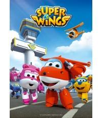 Super Wings เหินฟ้าผู้พิทักษ์ Vol.1-6 เสียงไทย