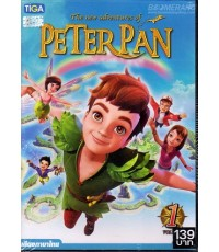 The New Adventure Of Peter Pan การผจญภัยครั้งใหม่ของปีเตอร์แพน ปี1 (6แผ่น)