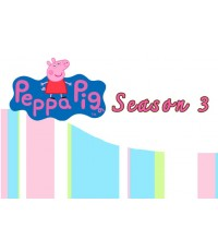 V2D Peppa Pig Seasons 3 Soundtrack 6 disc.