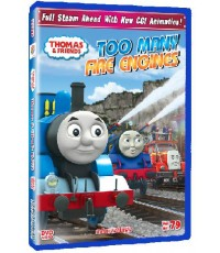 Thomas and Friends Too Many Fire Engine รถดับเพลิงล้นเหลือ