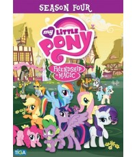 My Little Pony Season 4 ทั้งชุด 6 แผ่นจบ
