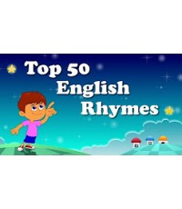 Top 50 Hit Songs Nursery Rhymes Set 2 disc.