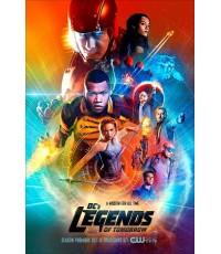 DC\'s Legends of Tomorrow รวมพลคนเหนือมนุษย์ ปี 1 (4แผ่นจบ)