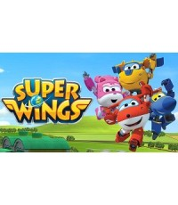 Super Wings [Soundtrack] Set 5 Disc.