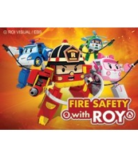 Fire Safety with Roy Set 2 Disc.