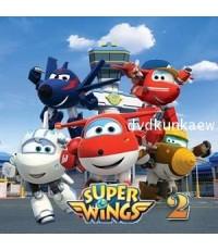 Super Wings ซีซั่น 2 ( 2แผ่น)
