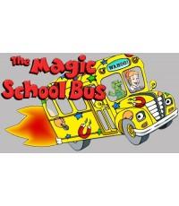 The Magic School Bus V2D [soundtrack] 12 disc