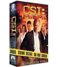 0170 CSI - MIAMI - ไขคดีปริศนา ไมอามี่ ปี 2 [6 DVD] (พูดไทย,ENG - ซับไทย,ENG)