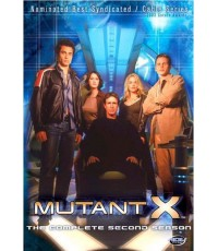 0213 MUTANT X SEASON 2 : ทีมอันตรายพยัคฆ์ร้ายพันธุ์เอ็กซ์ ปี 2 [6 DVD] (พูดไทย,ENG - ซับไทย)