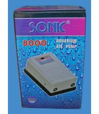 SONIC 8000 ปั้มลม 2 ทาง