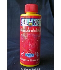 Balanceแดง กำจัดคลอรีน (120 cc.)