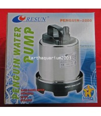 ปั๊มจุ่มน้ำสแตนเลส Resun PENGUIN-3200