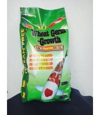 อาหารปลาแฟนซีคาร์ฟ XO Wheat Germ-Growth 1 Kg.