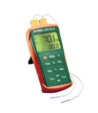 เครื่องวัดอุณหภูมิ EasyView™ Dual Input with 7 Type Thermocouple/Datalogger รุ่น EA15