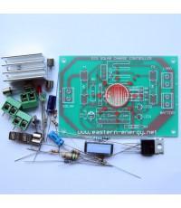 ชุดคิท วงจรควบคุมการชาร์จไฟ ขนาด 1A (Solar Charge Controller) สำหรับแบตเตอรี่ 6V, 12V หรือ 24V