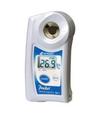 เครื่องวัดความหวาน Brix Refractometer Refractometer เครื่องวัดความหวาน PAL-1