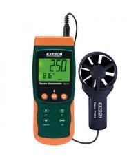 เครื่องวัดความเร็วลม บันทึกข้อมูล Thermo-Anemometer/Datalogger รุ่น SDL310