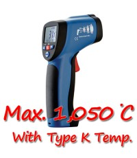 2 in 1 Infrared Thermometers with Type K Input รุ่น DT-8835