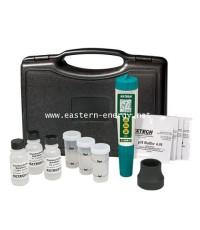 Waterproof ExStik® II pH/Conductivity/TDS/Salt/Temp Meter Kit รุ่น EC510