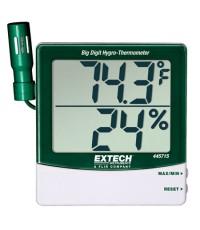 เครื่องวัดอุณหภูมิ ความชื้น Hygro-Thermometer Humidity Big Digit Remote Probe รุ่น 445715