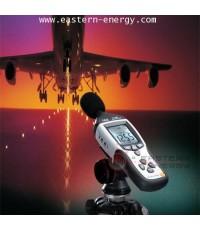 เครื่องวัดเสียง Sound Level Meter Datalogger แบรนด์ CEM รุ่น DT-8852