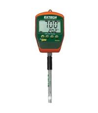 เครื่องวัดกรดด่าง Waterproof Palm pH Meter with Temperature รุ่น PH220-S