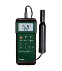 เครื่องวัดออกซิเจนในน้ำ Dissolved Oxygen Meters DO meters รุ่น 407510