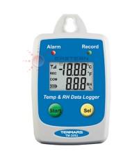เครื่องบันทึกอุณหภูมิ ความชื้น Humidity-Temperature Datalogger รุ่น TM-305U