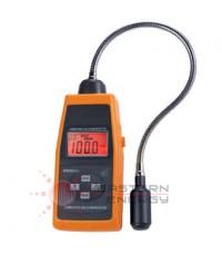 เครื่องตรวจจับแก็สรั่ว มีเทน,LPG,NGV,LEL Combustible Gas Detector จอ LCD indication รุ่น SPD202EX