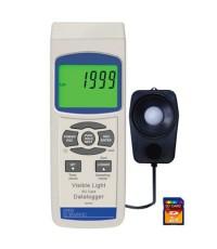 เครื่องวัดแสง บันทึกข้อมูล Visible Light SD Card Logger รุ่น 850007