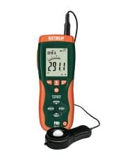 เครื่องวัดแสง บันทึกข้อมูล Datalogging Heavy Duty Light Meter รุ่น HD450