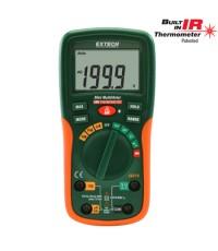 Digital Multimeter Mini Digital MultiMeter with IR Thermometer รุ่น EX210