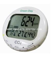 เครื่องวัดก๊าซคาร์บอนไดออกไซด์ Desktop CO2 Meter มี Alarm Output Relay รุ่น 7788