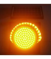 สัญญาณไฟกระพริบพลังงานแสงอาทิตย์ LEDs 270 ดวง