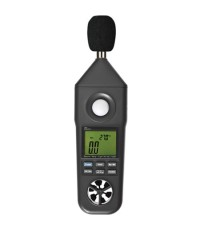 6 in 1 Environmental Quality Meter with Sound รุ่น 850069