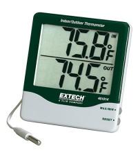 เครื่องวัดอุณหภูมิ 2จุด ภายใน/ภายนอก Big Digit Indoor/Outdoor Thermometer รุ่น 401014
