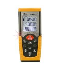 เครื่องวัดระยะ Laser Distance Meter (0.05-50m) รุ่น LDM-100 ***ราคาพิเศษ