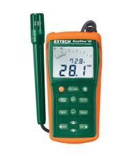 เครื่องวัดอุณภูมิ ความชื้น EasyView Hygro-Thermometer Datalogger รุ่น EA25