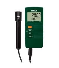 เครื่องวัดค่าการนำไฟฟ้า/วัดค่าตะกอน Compact Conductivity/TDS Meter รุ่น EC210