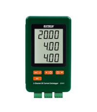 3-Channel DC Current Datalogger รุ่น Extech SD900