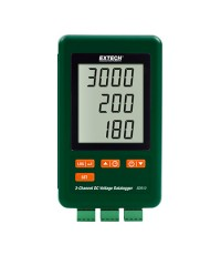3-Channel DC Voltage datalogger รุ่น Extech SD910