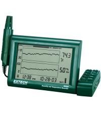 เครื่องบันทึกอุณหภูมิ-ความชื้น แบบกราฟ Humidity-Temperature Chart Recorder รุ่น RH520A-220