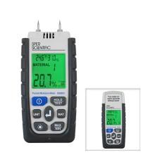 เครื่องวัดความชื้นไม้ Pocket Moisture Meter รุ่น 850001