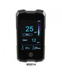 เครื่องวัดฝุ่นละอองในอากาศ Particle Meter PM2.5/PM10 รุ่น 900014