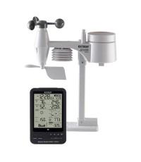 เครื่องวัดสภาพอากาศ ปริมาณน้ำฝน Wireless Weather Station Kit รุ่น WTH600-E-KIT