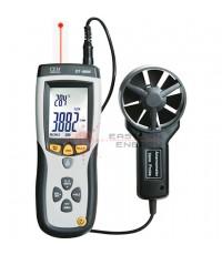 เครื่องวัดความเร็วลม Anemometer CFM/CMM with IR Thermometer CEM รุ่น DT-8894