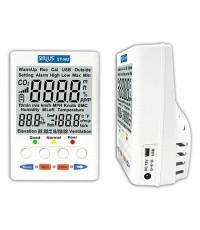 เครื่องวัดก๊าซคาร์บอนไดออกไซด์ Desktop Indoor Air Quality (IAQ) Monitor รุ่น ST-502